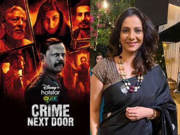Crime Next Door