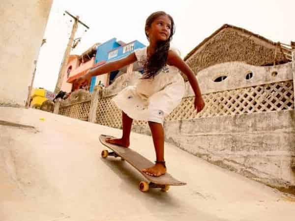 Skater Girl Netflix web series